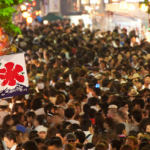 【東京都内】 夏祭りに出会いはあるのか?~麻布十番祭り~