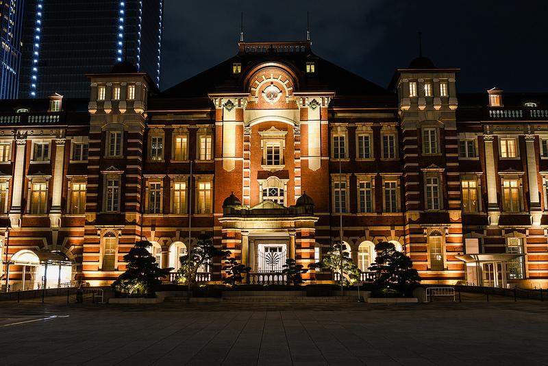 東京駅近くでナンパ